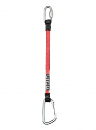 Ekspres wspinaczkowy Ocun Dura Sling Set 30 cm - red