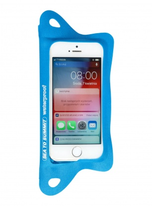Etui Sea To Summit TPU Guide Waterproof Case for iPhone 5 - blue
