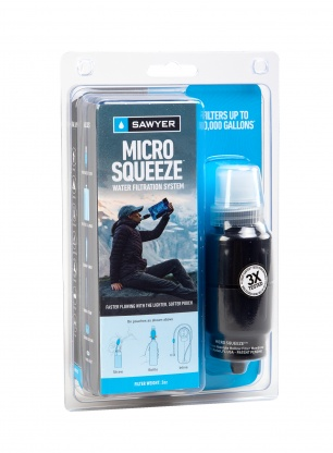 Filtr do wody Sawyer Micro Squeeze Water Filtration System