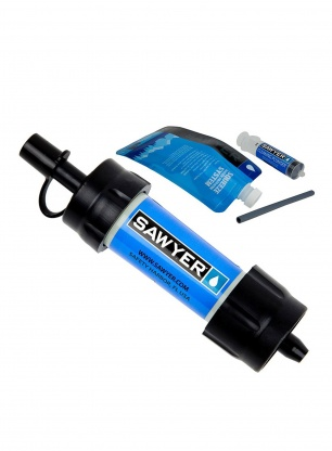 Filtr do wody Sawyer Mini Water Filtration System - blue