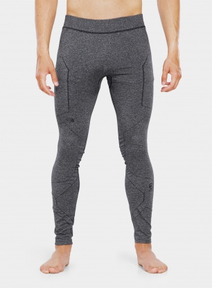 Legginsy termoaktywne The North Face Summit L1 Pant - blk