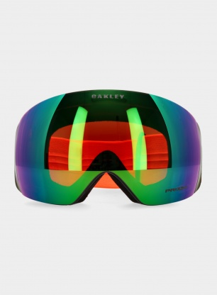 Gogle narciarskie Oakley Flight Deck XL - orange dark
