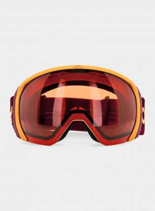 Gogle narciarskie Oakley Flight Path XL - mustard yellow