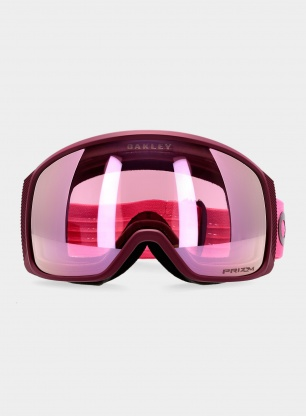 Gogle narciarskie Oakley Flight Tracker XM - rubine red
