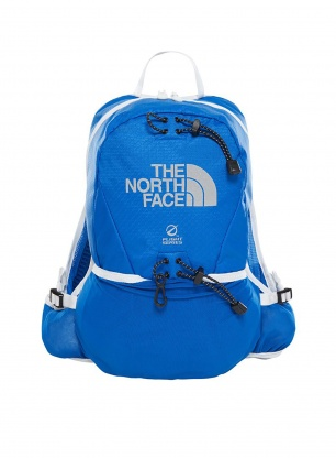 Kamizelka biegowa The North Face Flight Race Mt 7 - turkish sea/white