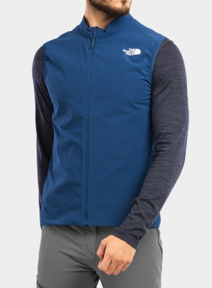 Kamizelka biegowa The North Face Sunriser Vest - mont. blue