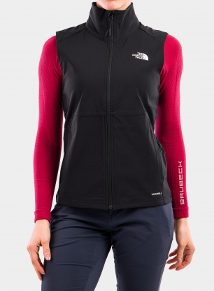 Kamizelka damska The North Face Apex Nimble Vest - tnf black