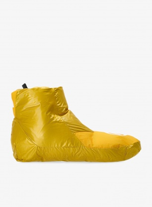 Kapcie puchowe The North Face AMK Down Bootie - canary yellow