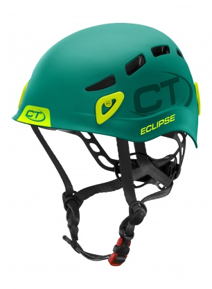 Kask Climbing Technology Eclipse Adventure Park - gr/lime