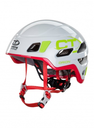 Kask do wspinaczki Climbing Technology Orion - light grey/red