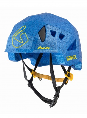 Kask wspinaczkowy Grivel Duetto - blue