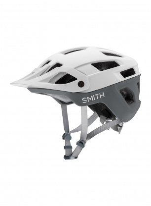 Kask MTB Smith Engage MIPS - matte white cement