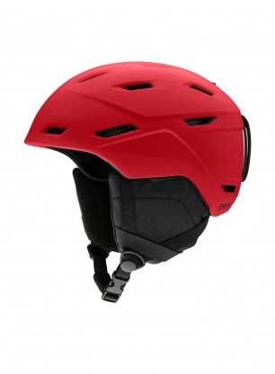 Kask skiturowy Smith Mission - matte lava