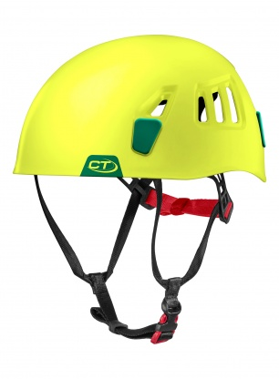 Kask Via Ferrata Climbing Technology Moon - lime/green