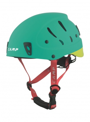 Kask wspinaczkowy Camp Armour - green
