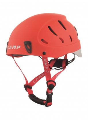 Kask wspinaczkowy Camp Armour - red
