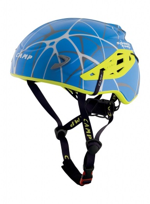 Kask wspinaczkowy Camp Speed Comp - blue