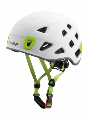 Kask wspinaczkowy Camp Storm - white/green
