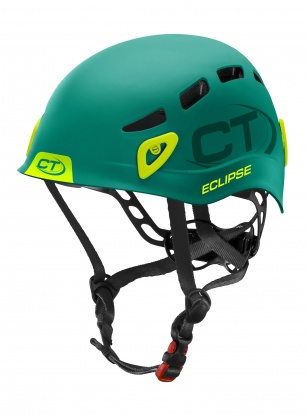 Kask wspinaczkowy Climbing Technology Eclipse - green/lime