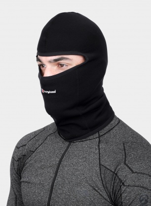 Kominiarka Berghaus Power Stretch Balaclava - black