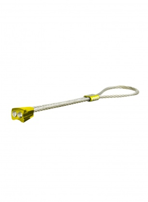 Kość Metolius Ultralight Asymmetric Curve Nut #2 - yellow