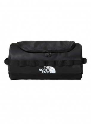 Kosmetyczka The North Face BC Travel Canister L - black/white