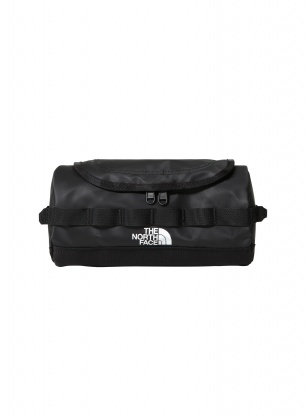 Kosmetyczka The North Face BC Travel Canister S - black/white