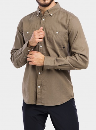 Koszula Black Diamond LS Solution Shirt - sergeant