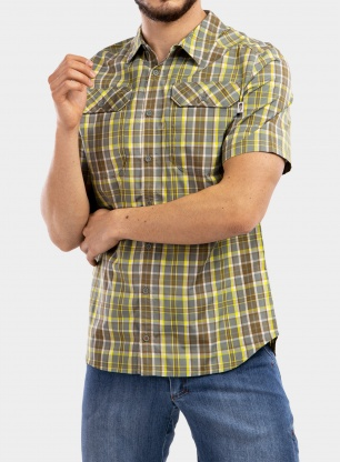 Koszula The North Face Pine Knot Shirt S/S - agave green