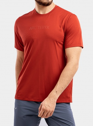 Koszulka Arcteryx Remige Word S/S - helios heather