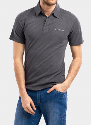 Koszulka Columbia Sun Ridge Polo - shark