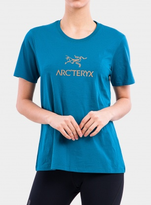 Koszulka damska Arcteryx Arc'Word T-Shirt S/S - reflection