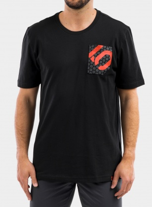 Koszulka Five Ten Brand of the Brave T-Shirt - black