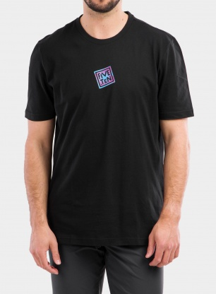 Koszulka Five Ten Heritage Logo Tee - black