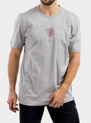 Koszulka Five Ten Heritage Logo Tee - medium grey heather