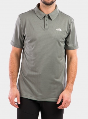 Koszulka polo The North Face Tanken Polo - agave green