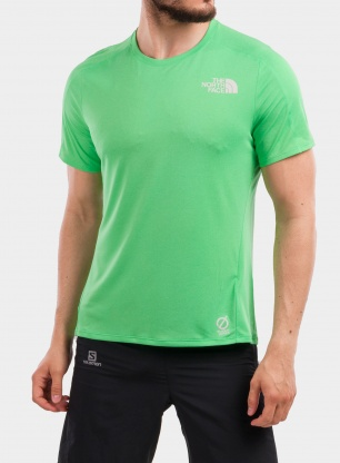 Koszulka The North Face Flight Better Than Naked S/S - green