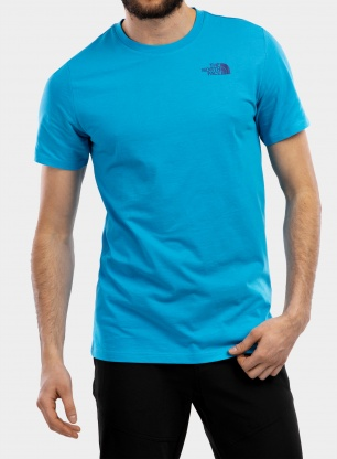 Koszulka The North Face Foundation Graphic Tee S/S - meridian