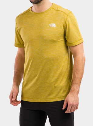 Koszulka The North Face Lightning S/S Tee - green white