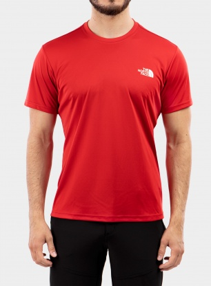 Koszulka The North Face Reaxion Red Box - tnf red