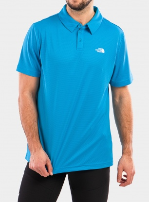 Koszulka The North Face Tanken Polo - meridian blue