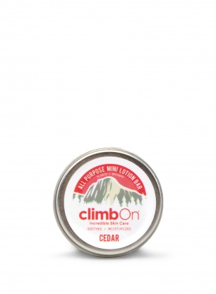 Krem ClimbOn Cedar All Purpose Lotion Bar 0,5oz