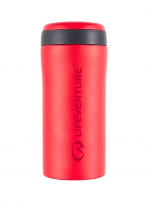 Kubek termiczny Lifeventure Thermal Mug - matt red