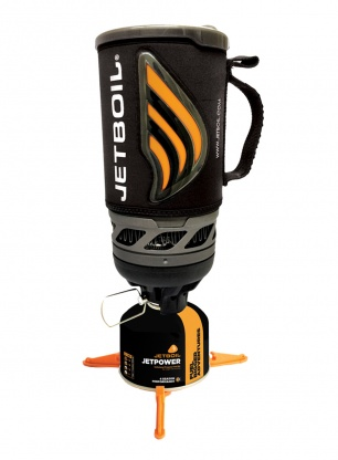 Zestaw do gotowania Jetboil Flash Cooking System - carbon