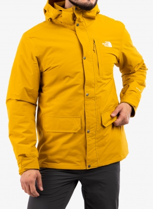 Kurtka 3w1 The North Face Pinecroft Triclimate - a.yellow