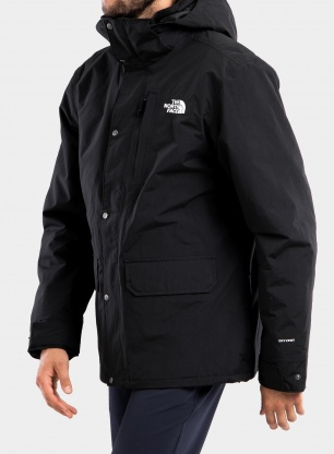 Kurtka 3w1 The North Face Pinecroft Triclimate - black/black