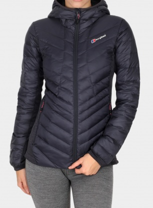 Damska kurtka puchowa Berghaus Tephra Stretch Reflect Jacket - carbon