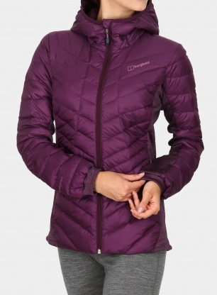 Kurtka damska Berghaus Tephra Stretch Reflect Jacket - winter bloom