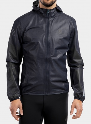 Kurtka biegowa Salomon Bonatti Race WP Jacket - night sky