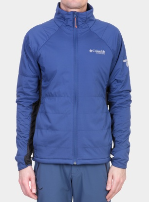 Kurtka Columbia Alpine Traverse Jacket - carbon/carbon heather